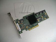 SAS / SATA 6 GB/s RAID Controller HP LSI SAS9212-4i P/N 689576-001 PCI-e x8