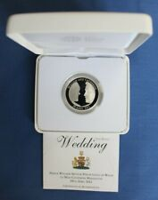More details for 2011 silver proof £5 crown