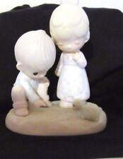 "Precious Moments collections ""Thou Art mine"" Jonathan & David Figurine New"