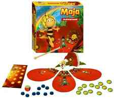 Biene Maja * BLÜTENTANZ * Brettspiel Kinderspiel ab 4 Jahre Holz Holzteile NEU