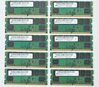 Lot+of+10+Micron+4GB+DDR3+PC3-10600E+ECC+REG+RAM+Memory+MT18JSF51272AKZ-1G4D1ZE