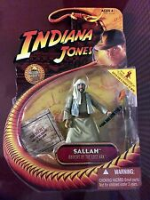 "2008 Indiana Jones ""Raiders of the Lost Ark� Sallah 3 ¾� Figure Moc"