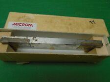"MICROTROME Blade Microm Heidelberg 6 1/2"" Long Used"