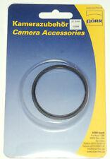 Dörr serie 7/serie VII anello adattatore 52mm per attacco filtro (Nuovo/Scatola Originale)