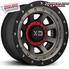 "XD Series XD137 FMJ Black w/ dark tint 17""x9 Custom Wheel Rim(ONE RIM) NEW"