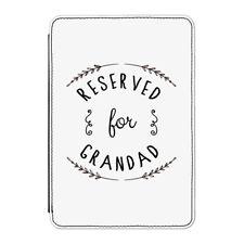 Reserved pour Grandad Housse pour IPAD Mini 4 - Drôle Grand-Père