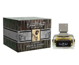 SHAIKH AL SHUYUKH 100ml by LATAFFA CONCENTRATED PERFUME for MEN