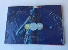 Monnaie De Paris 2000 , Coffret Brillant Universel