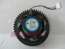 75mm 12V 1.0A 4pin 4.0P CF1275-B30 Fan For Video cardHIS HD4870X2 HD4870 HD6850