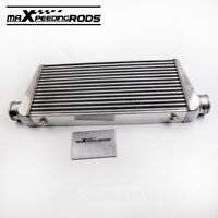 Intercooler 600x300x76mm tube and fin 600 X 300 X 76 MM 3.0 inch Inlet / outlet