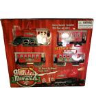 NEW Lionel G-Gauge Train Set 32 Piece Holiday Memories Christmas