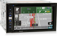"Pioneer AVIC-5200NEX 6.2"" Double-DIN GPS/Nav Bluetooth DVD CarPlay Car Stereo"