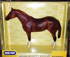 Breyer Model Horses Aftermarket Treasure Hunt Lady Phase Horse Dark Chestnut