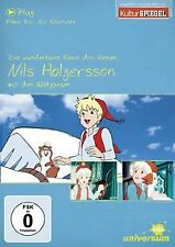 Die wunderbare Reise des kleinen Nils Holgersson mit... | DVD | Zustand sehr gut