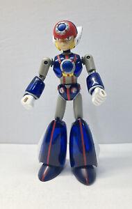 """Mega Man AXL Jazwares 2004 Capcom Action Figure 6"""" Loose"""