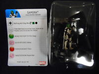 "MARVEL HEROCLIX GUARDIANS OF THE GALAXY ""GAMORA"" FIGURE (WIZKIDS)"