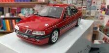 Peugeot 405 mi16 Le Mans red 1:18 Ottomobile with box
