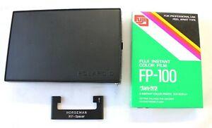 Horseman Polaroid Film Hintere Halter 6x9 Für Vh, Vh-R ,980 ,985 W / Spacer &