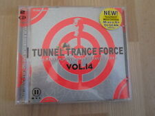 CD Tunnel Trance Force 14