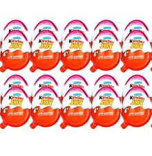 New Kinder Joy with Surprise Eggs in Toy & Chocolate For Girls - 20 x Eggs India