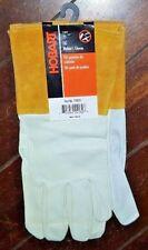1 Pair of New Hobart Tig Welder's Gloves - Item# 770021 *Free Shipping*