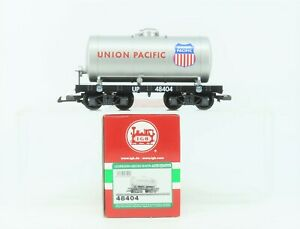 G Scale LGB 48404 UP Union Pacific Single Dome Tank Car #48404