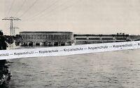 Rhyburg-Schwörstadt am Hochrhein - Kraftwerk - um 1930 (?) - selten!  O 22-5