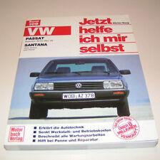 Reparaturanleitung VW Passat B2 / VW Santana - ab Baujahr 1980!