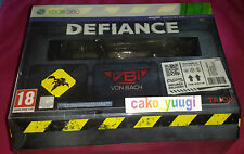 DEFIANCE EDITION COLLECTOR XBOX 360 NEUF PAL FRANCAIS NEUF NEW SOUS BLISTER