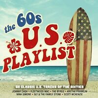 Various Artists - 60s US Playlist / Various [New CD] UK - Import