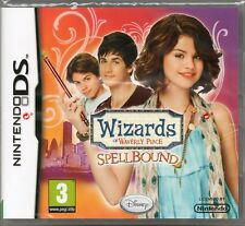 WIZARDS WAVERLY PLACE: SPELLBOUND GAME DS DSi Lite ~ NEW / SEALED