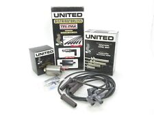 new united tune-up kit spark plug wires pcv fuel filter 3-7412 gm 2 0 2 2  87-90 (fits: chevrolet corsica)