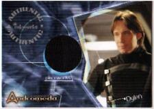 Andromeda Reign of the Commonwealth Pieceworks Costume Card PW5 Kevin Sorbo