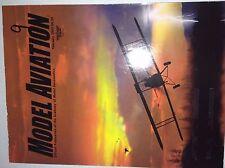 Model Aviation Magazine Waco YMF-5 Selinsgrove February 2005 041317nonrh