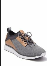 NWT Cole Haan Men Grand Motion Lace up Sneaker Size 9.5 Rey $180