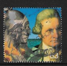 GB 1999 Millennium MAORI & CAPTAIN JAMES COOK Single Stamp USED (No 3)