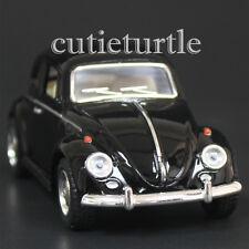 Kinsmart 1967 Classic VW Volkswagen Beetle Bug 1:32 Diecast Toy Car Black