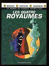 MONDE DU GARAGE HERMETIQUE (LE) T.2  MOEBIUS / LOFFICIER / SHANOWER EO 1990