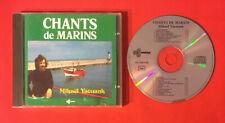MIKAEL YAOUANK CHANTS DE MARINS 329379 ARFOLK TRÈS BON ÉTAT CD