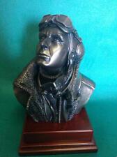 World War 2 Pilot Resin Bronze Model