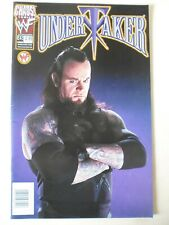 Undertaker Comic Issue 8. Scarce Photo Cover. Chaos Comics. Nov.1999
