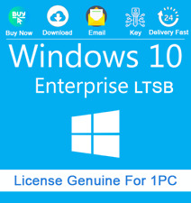 Windows 10 Enterprise LTSB 2016 Activation Key License Genuine