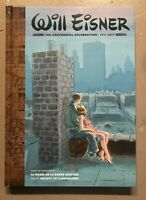 Will Eisner The Centennial Celebration 1917-2017 HC Limited signed!
