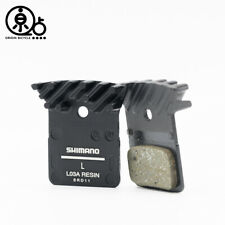 8866457ed87 Shimano L02A/L03A Brake Pads for Flat Mount BR R9170/8070/7070,