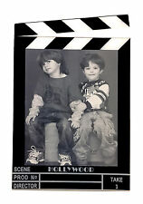 """Hollywood Acrylic Clapboard Picture Frame - 8x10"""" - 5420"""