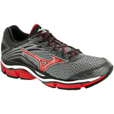 Mizuno Wave Enigma 6 410778 9U1G Running Shoes Quarry/High Risk Red/Black