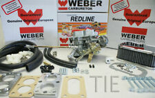 K551 Jeep Kit Weber 32/36 Carb Electric Choke Converts Carter to Weber