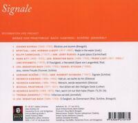 ATHESINUS CONSORT BERLIN - SIGNALE-WERKE VON PRAETORIUS   CD NEU