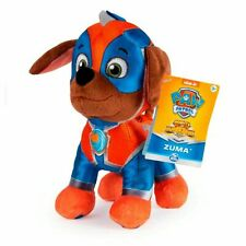 Nick Jr. Paw Patrol Mighty Pups Super Paws Zuma 8-Inch Plush NEW