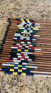 Wooden Alignment Sticks